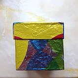 Пирамида из натурального оникса 74*64*64 мм вес 290г, фото 3
