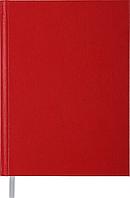 Ежедневник недат STRONG L2U A5 красный бумвинил