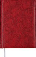 Ежедневник недат BASE(Miradur) L2U A5 красный бумвинил/поролон