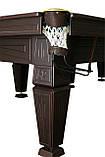 """Бильярдный стол """"Магнат"""" размер 7 футов игровое поле из ЛДСП для игры в Американский пул Стандартная, фото 4"""