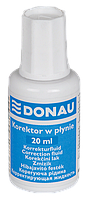 Корректор жидкость DONAU 20мл
