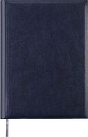 Ежедневник недат BASE A4 синий бувинил/поролон