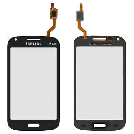 Сенсор (тачскрин) для Samsung i8260 Galaxy Core синий, фото 2