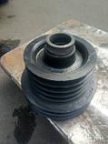 Шкив ИНК-1059 двигателя привода молотилки и измельчителя 6-ти ручейный НИВА СК-5., фото 2