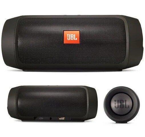 Портативная Bluetooth колонка J B L Charge 2+ Mini (черная)