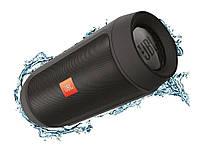 Портативная Bluetooth колонка J B L Charge 2+ Mini (черная), фото 2