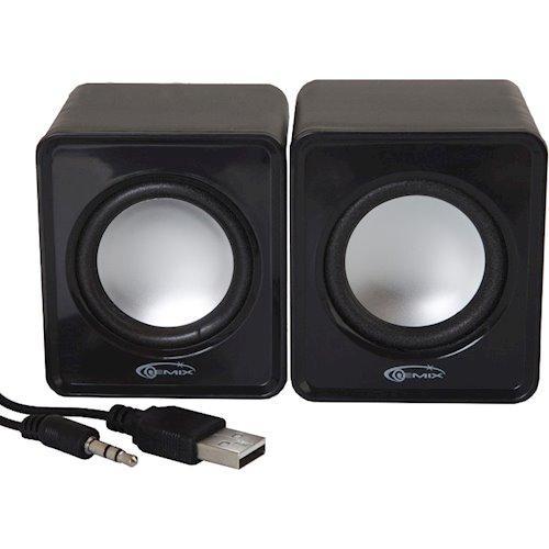Акустическая система Gemix Mini 2.0 (черная)