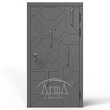 Вхідні двері Arma 213 DEN темно-сірий