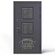 Вхідні двері Arma 313 DEN темно-сірий