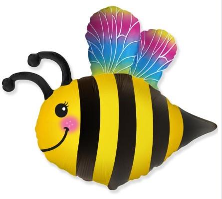 FM  88х44 см Пчела