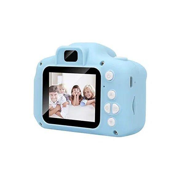 Дитячий цифровий фотоапарат Urban Kids блакитний