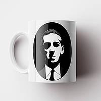 Чашка Говард Филлипс Лавкрафт. Lovecraft. Чашка с фото, фото 1