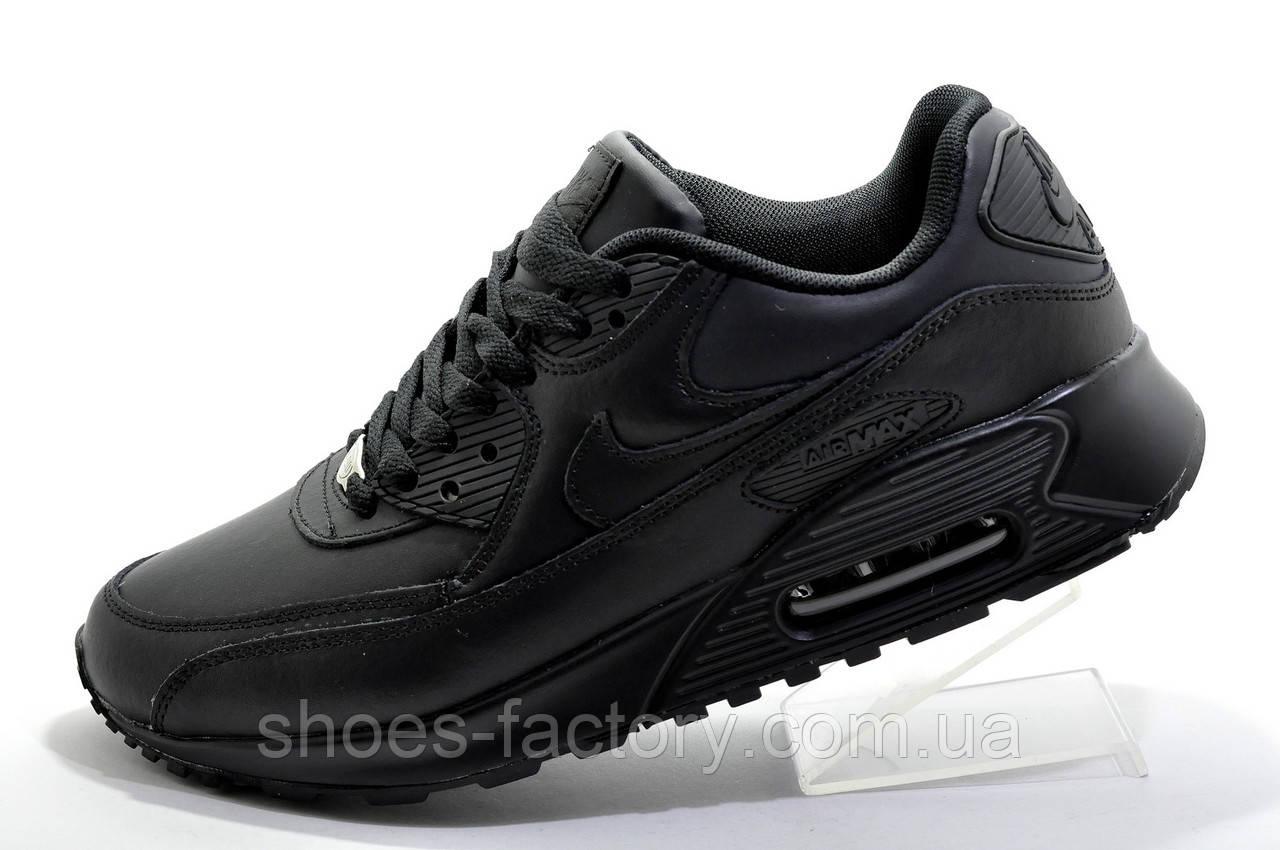 Кроссовки мужские в стиле Nike Air Max 90, Black