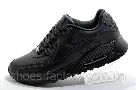 Кроссовки мужские в стиле Nike Air Max 90, Black, фото 2