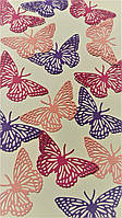 Набор высечек из картона для скрапбукинга бабочки
