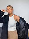Женский вельветовый бомер оверсайз (р 42-46) 3kur333, фото 4