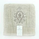 Полотенце махровое для тела, полотенца из махра для рук 50x100см, фото 6