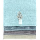 Полотенце махровое для тела, полотенца из махра для рук 50x100см, фото 7