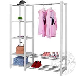 Шкафы, вешалки, органайзеры для одежды и обуви