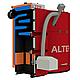 Пелетний комплект котел з бункером автоматичною подачею ALtep Duo Uni Pellet потужністю 33 кВт, фото 2