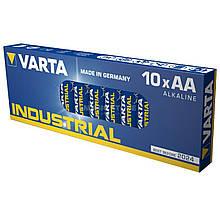 Батарейки Varta Industrial AA, LR06, 2950 mAh (упаковка: картонная коробка)