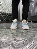 Мужские кроссовки Adidas Nite Jogger White Reflective рефлектив, кроссовки адидас найт джоггер, фото 9