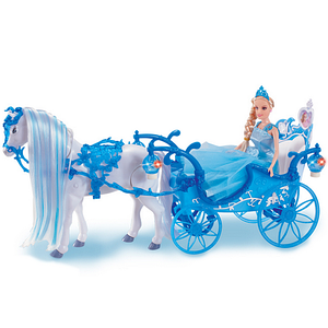 Кареты и машинки для кукол