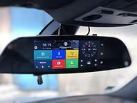"""Видеорегистратор 7.0"""" D35. GPS, WiFI, Android, Full HD 1080 P. Сенсорное зеркало видеорегистратор., фото 1"""