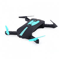 Квадрокоптер селфи-дрон jy018 с камерой, фото 1