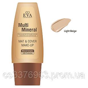 Тональная основа Multi Mineral Light Beige