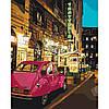 """Картина по номерам. Городской пейзаж """"Вечерняя прогулка"""" KHO3520, 40х50 см"""