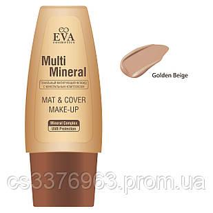 Тональная основа Multi Mineral Golden Beige