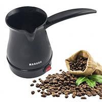 Электрическая-кофеварка турка 600 Вт Marado MA-1626 Черная
