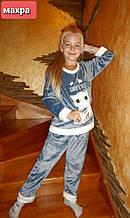 Детская пижама доя мальчиков и девочек от 4 до 10-11 лет