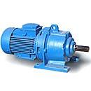 Мотор-редукторы планетарные 3МП (1МПз)