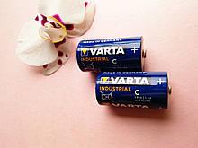 Батарейка Varta Industrial С, LR14, 7800 mAh