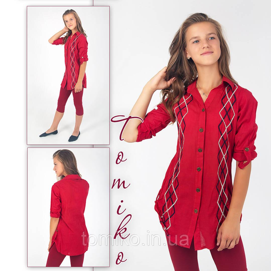 Женская рубашка - туника
