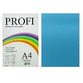 Бумага для печати цветной 80г / м2, PROFI, насыщенный синий