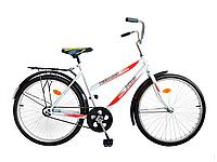 Городской дорожный велосипед 24 Teenager ХВЗ Харьков, фото 1