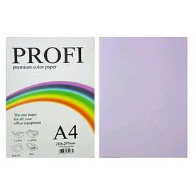 Бумага для печати цветной 80г / м2, PROFI, лиловый
