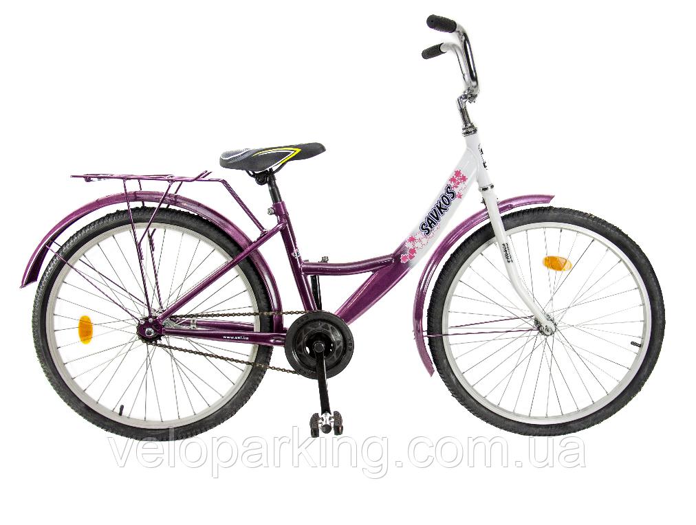 Міський дорожній велосипед 24 01-2 ХВЗ Харків