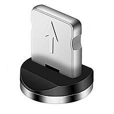 Магнитный кабель TOPK apple-lightning (R) для зарядки (100 см) Gold, фото 2