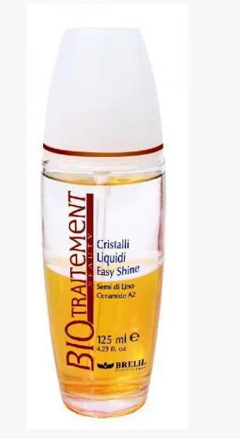 Двухфазные жидкие кристаллы Brelil Bio Traitement Beauty Cristalli Liquidi Easy Shine (125мл.)