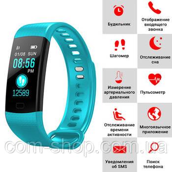 Фитнес-браслет Y5, blue