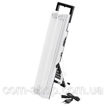 Фонарь аккумуляторный настольный 6860R, светодиодная лампа, переносной светильник 60LED (Yajia), универсальные