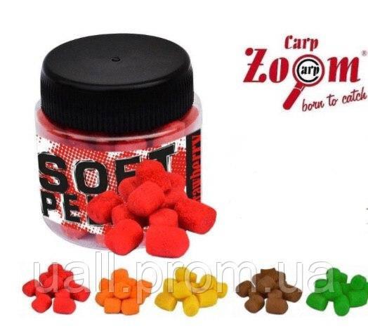 Пелець Carp Zoom Soft Pellet Pufi, 12mm, 25g, Полуниця