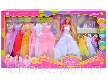 Кукла Defa Lucky с нарядами