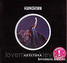 Музичний сд диск THE HARDKISS Акустика Live (2020) (audio cd)