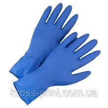 Перчатки латекс Защитные L 1пара без упаковки