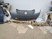 Передний бампер ГАЗель. Под ремонт